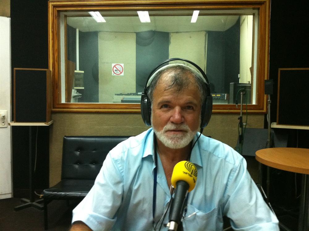 שידור רדיו רשת א'