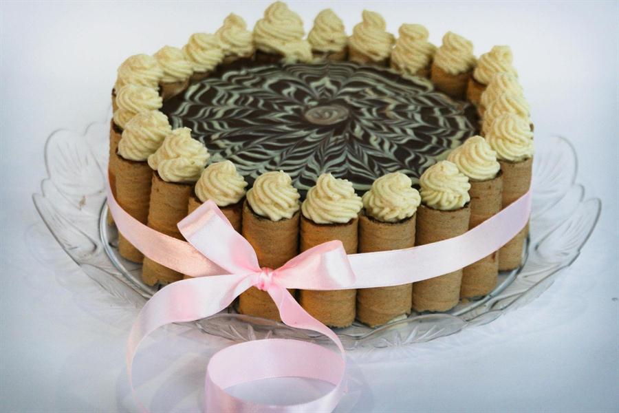 עוגת גליליות לצ'ה