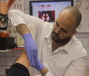 איבחון ביו מכניקה של כף הרגל