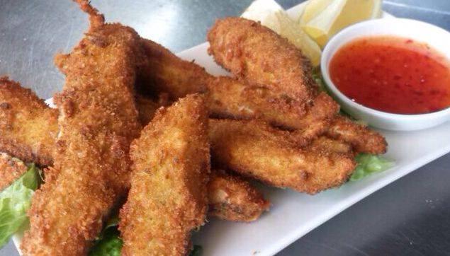 אצבעות דג מנתחי דג מושט